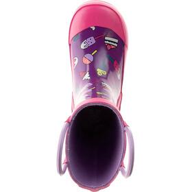 Kamik Sweets Bottes en caoutchouc Enfant, purple